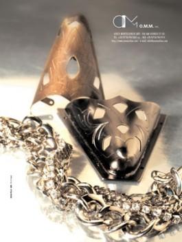 OMM Officine Minuterie Metalliche Pubblicità